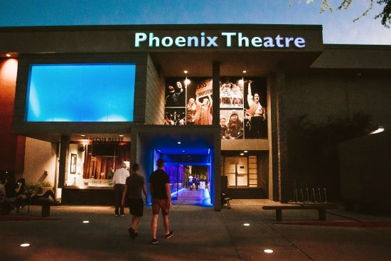The Phoenix Theatre Company Review