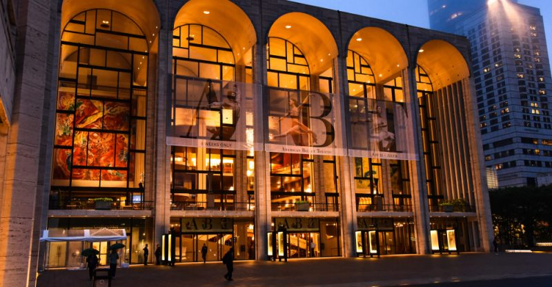 American Ballet Theatre Review