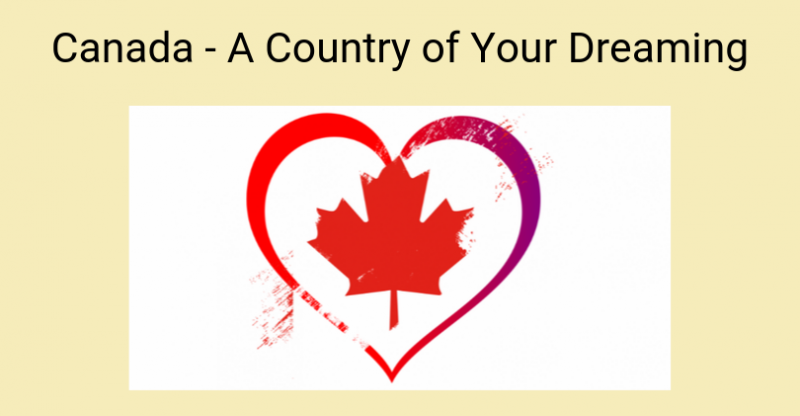 Canada – A Country To Enjoy: Review of Our Author